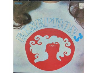 LP - Vinyl -Ekseption - 3  - 1970