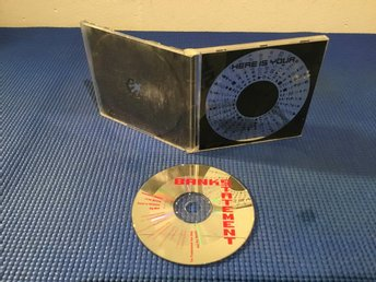 Banks Statement - Here Is Your PROMO CDS Custom Jewelcase Tony Banks Genesis !!!