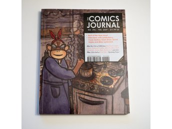 The Comics Journal #296 Feb. 2009