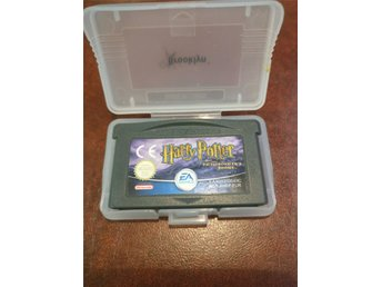 Harry Potter And The Philosopher's Stone GBA