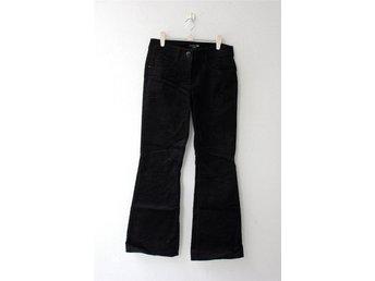 Brun Orange Machesterbyxa 36 Jeans Dutti Flare .. (340049299) ᐈ Köp ... 3b78451eeba0c