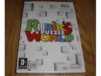 Wii: Rubiks Puzzle World