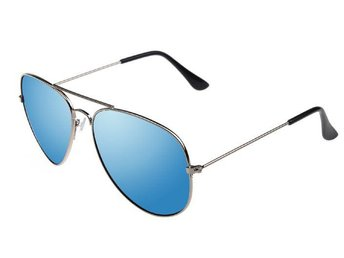 SKU00131)Men Outdoor Sports Polarized Driving Eyewear Sunglasses Ice Blu