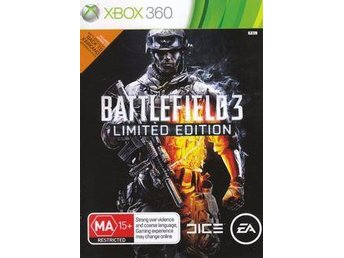 Battlefield 3 Limited Edition (XBOX 360)  Begagnat