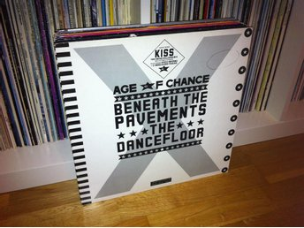 Age of Chance - Beneath The Pavements The Dancefloor LP
