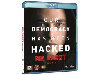 Mr Robot (Blu-ray) - Säsong 1