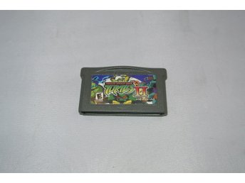 Turtles II till Game Boy Advance