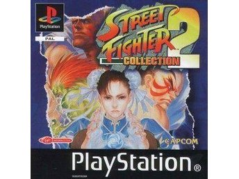 STREET FIGHTER 2 COLLECTION RARE