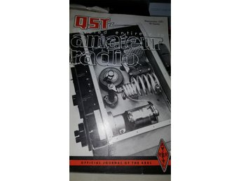 QST   devoted entirely to amateur radio   September , 1971 Beg.