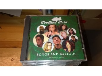 Woodland Music - Songs And Ballads, Håkan Andersson, Jessica Persson, CD