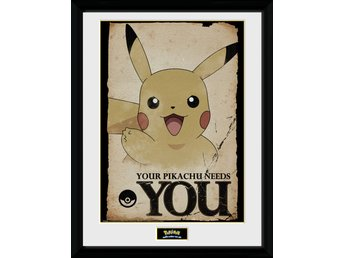 Tavla - Pokemon - Pikachu Needs You