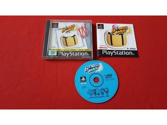 BOMBERMAN till Sony Playstation PSone