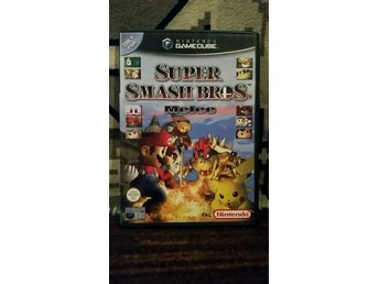 Super Smash Bros Melee - Nintendo Gamecube