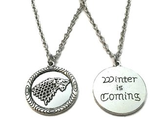 Choker Winter is coming House Stark Game Of Thrones