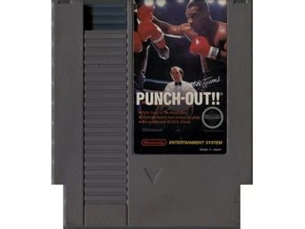 NES - Punch Out! (Mike Tyson) (USA) (Beg)