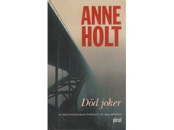 Anne Holt - Död joker (Pocket)