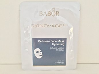 Babor Skinovage PX Cellulose Face Mask Hydrating