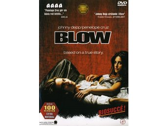 Blow (Johnny Depp, Penelope Cruz)