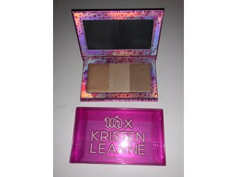 Urban Decay Kristen Leanne Beauty beam Highlight palette OANVÄNT