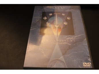DVD-film: Toto - Past to Present 1977-1990