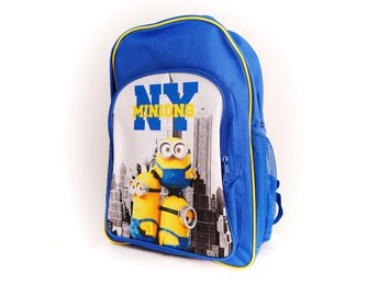 Minions NY Backpack  backpack