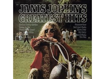 Joplin Janis: Greatest hits (Vinyl LP + Download)