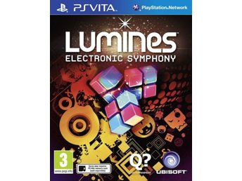 Lumines: Electronic Symphony - PS Vita