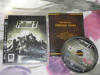 PlayStation 3/PS3: Fallout 3 III