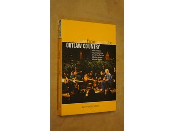 Outlaw Country Live from Austin (DVD)