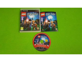 Lego Harry Potter Years 1-4 KOMPLETT Ps3 Playstation 3
