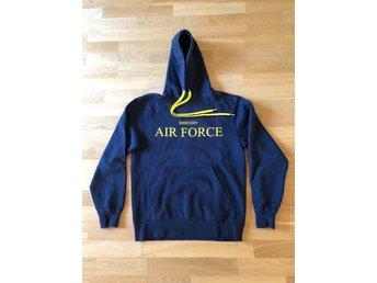 Swedish Air Force Hoodie (407982571) ᐈ Köp på Tradera
