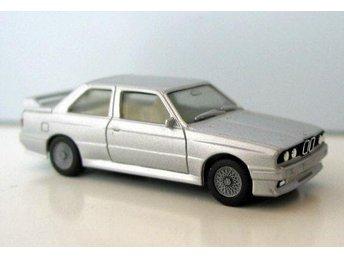 4 stk. BMW (E30), Herpa & Wiking 1:87 - Værløse - 4 stk. BMW (E30), Herpa & Wiking 1:87 - Værløse