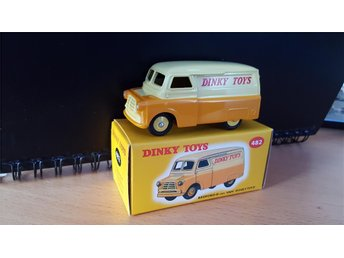 DINKY TOYS BEDFORD 10 DINKY TOYS WOW ATLAS NO 482