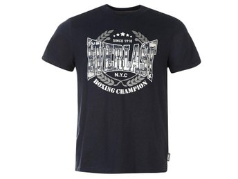 EVERLAST BOXING T-SHIRT NAVY    XL
