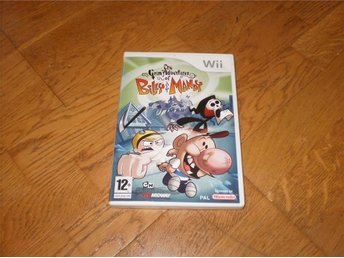 The Grim Adventures Of Billy & Mandy Nintendo Wii NYSKICK