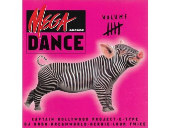 Mega Dance 5 - 1995 - CD