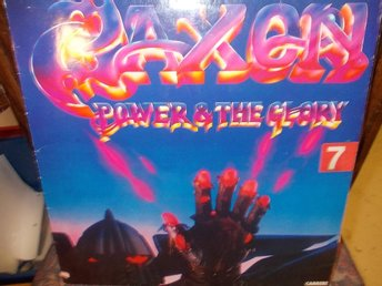 Saxon-Power and the glory