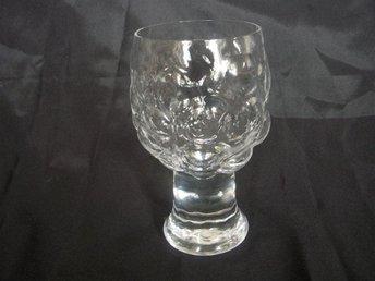 Kosta vinglas Grape av Ann Wärff 1 st för komplettering - Strängnäs - Kosta vinglas Grape av Ann Wärff 1 st för komplettering - Strängnäs