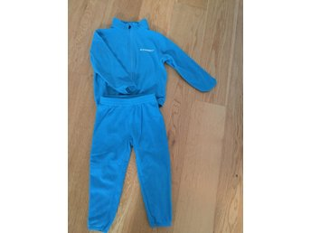 Everest fleece fleecetröja fleecebyxor set stl 86/92