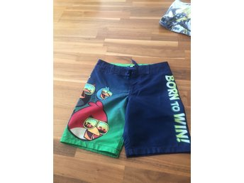 Bad shorts angrybirds 134/140