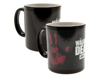The Walking Dead Mugg Thermal