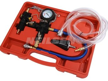 Radiator Vacuum Purge and Refill Kit refill cooling system