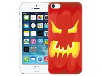 iPhone 5/5s Skal Halloween Pumpa