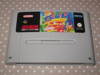Push-Over till Super Nintendo SNES