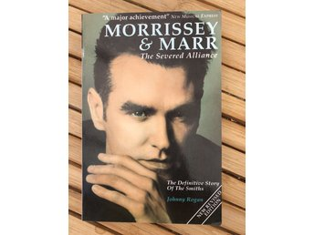 Morrissey and Marr - The Severed Alliance
