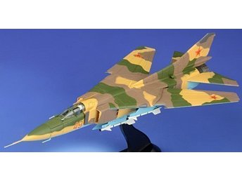 Hobby Master USAF MiG-23MS Aggressor - 1/72 scale. Nice!