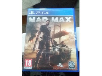 Playstation 4 Spel ~ Mad Max