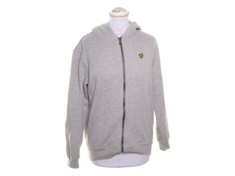 Lyle & Scott Junior, Huvtröja, Strl: 170, Grå