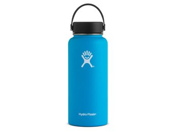 20 % kampanj! HYDRO FLASK HYDROFLASK WIDE MOUTH FLEX PACIFIC 946 ml