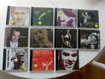 The Smiths och Morrissey album 11st